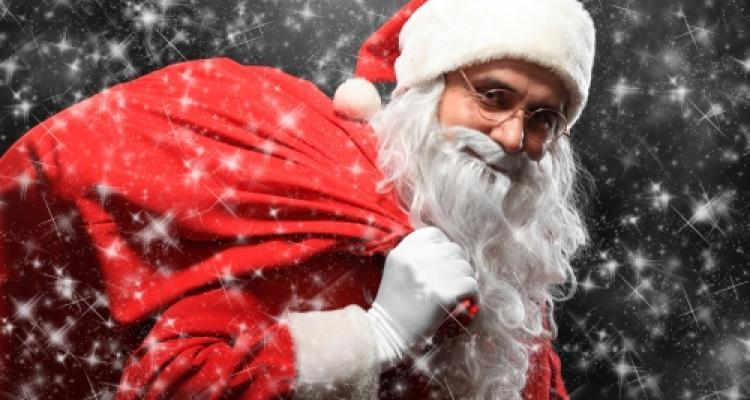 Święty Mikołaj.