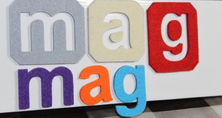 Literki magnetyczne MagWords