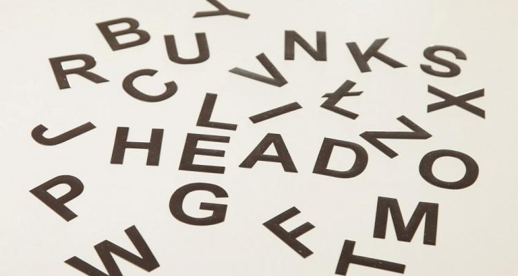 Alfabet magnetyczny dla dzieci.