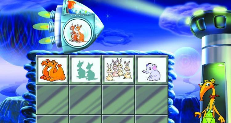 Angielski dla dzieci - program komputerowy - zrzut ekranu 3