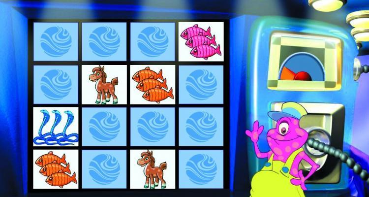 Angielski dla dzieci - program komputerowy - zrzut ekranu 2