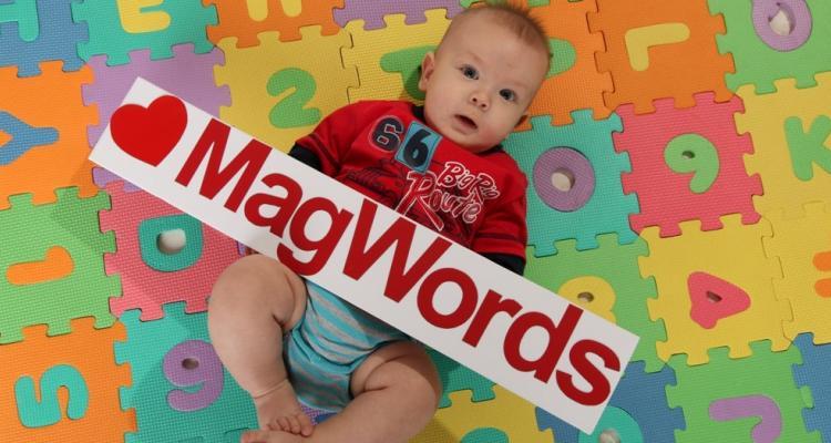 Zestaw do nauki czytania MagWords