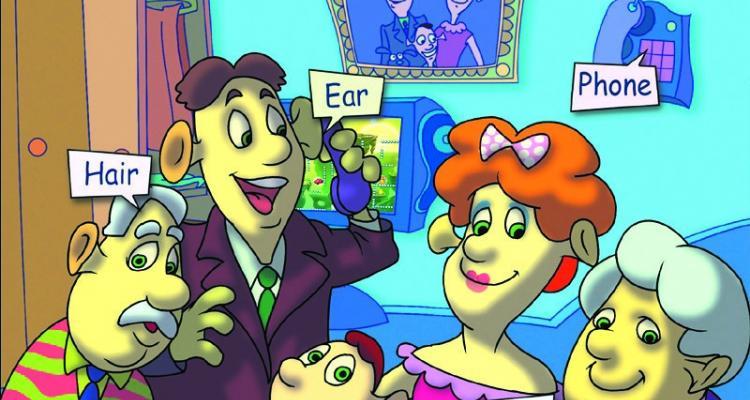 Angielski dla Dzieci - zrzut ekranu 1