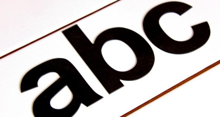 alfabet ruchomy magnetyczny